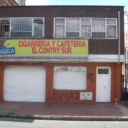 Cigarrería y cafetería el Contry sur. en Bogotá