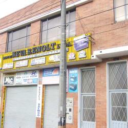 Distri Neva Renolt Ltda en Bogotá