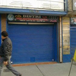 Distri Volkswagen Ltda en Bogotá