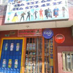 Disfracess en Bogotá