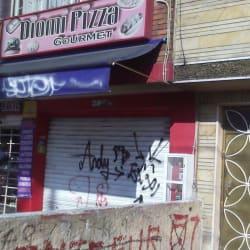 Diomi Pizza en Bogotá