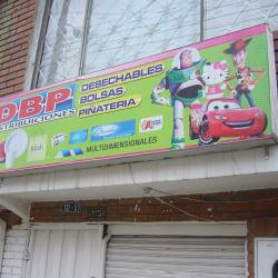 DBP Distribuciones en Bogotá