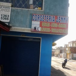 Corsetería Jenny  en Bogotá