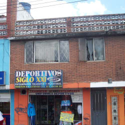 Deportivos Siglo XXI en Bogotá