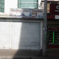 Decoraciones Nicolas en Bogotá