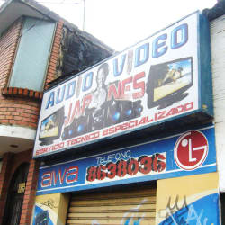 Audio Video Japones en Bogotá