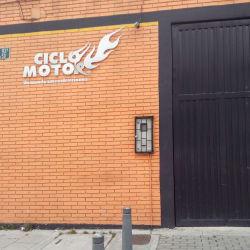 Ciclomotor en Bogotá