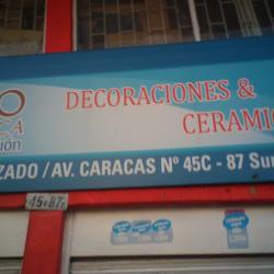 Dyc Decoraciones y Cerámicas en Bogotá