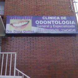 Clinica de Odontologia Diadent en Bogotá