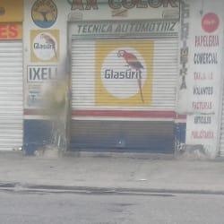 Ax Color en Bogotá