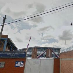 Colegio Distrital Bernardo Jaramillo Diagonal 47 en Bogotá