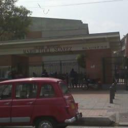 Colegio Distrital Marco Fidel Suárez en Bogotá
