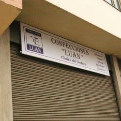 Confecciones Luan en Bogotá