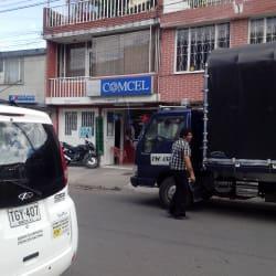 Comcel Diagonal 83A con 82A en Bogotá