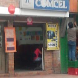Comcel Movil Red en Bogotá