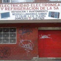 Electricidad . electrónica y refrigeración de la 5A  en Bogotá