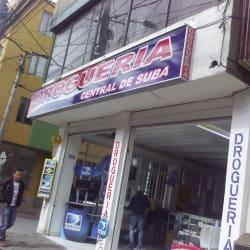 Droguería Central De Suba  en Bogotá