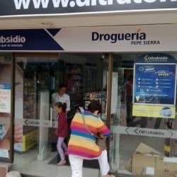 Droguería Colsubsidio Calle 19 en Bogotá