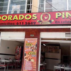 Dorados Pineros en Bogotá
