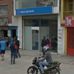 Banco Caja Social Transversal 73D  en Bogotá