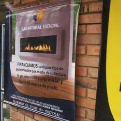 Gas Natural Esencial en Bogotá