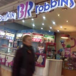 Baskin Robbins  en Bogotá