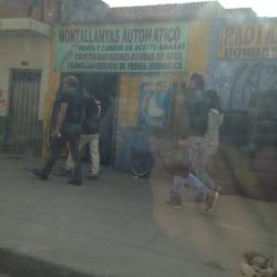 Montallantas Automático Calle 65 en Bogotá
