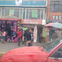 Montajes y Servicio Jorge Casas en Bogotá