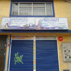 Llamadas Internet Calle 8 con 69 en Bogotá