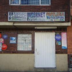 Llamadas Internet Transversal 60 con 2 en Bogotá