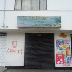 Llamadas Internet Carrera 56 con 3 en Bogotá