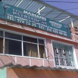 Mariachi Los Patriarcas en Bogotá