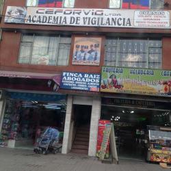 Ceforvid Ltda en Bogotá