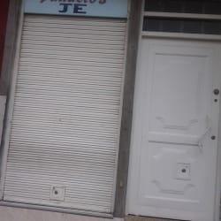 Bunuelos J.E en Bogotá