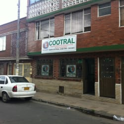 Cootral en Bogotá