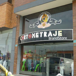 Cortometraje Brand Store en Bogotá