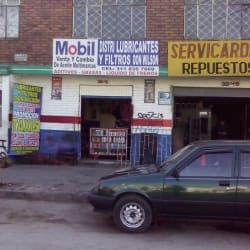 Distri Lubricantes y Filtros Don Wilson en Bogotá