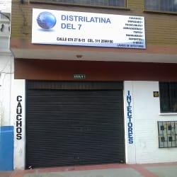 Distrilatina Del 7 en Bogotá