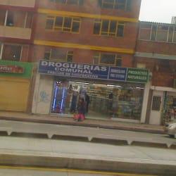 Droguerías Comunal Carrera 10 en Bogotá