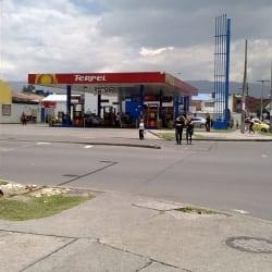 Estación de Servicio Terpel Avenida Villas en Bogotá