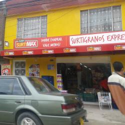Surtimax Surtigrados Express en Bogotá