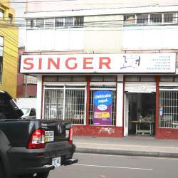 Singer Carrera 22 con 20 en Bogotá