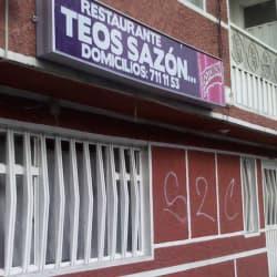Restaurante Teos Sazón en Bogotá