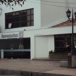 Farmasanitas Calle 96 en Bogotá