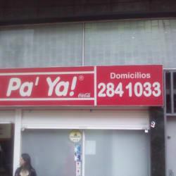 Pan Pa' Ya! Calle 13 en Bogotá
