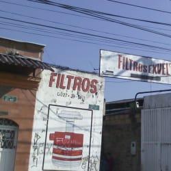Filtros Exvel en Bogotá