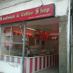 Sándwich & Coffee Shop en Bogotá