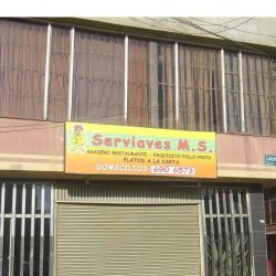 Serviaves M.S. en Bogotá