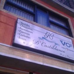 GC D'castiblanco en Bogotá