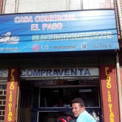 Casa Comercial el Paso en Bogotá